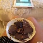 Hjemmelaget sjokolade på 1-2-3