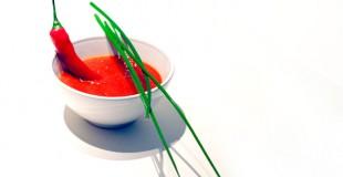 Verdens beste gazpacho