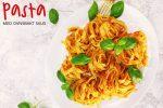 Ovnsbakt pastasaus – enklere blir det ikke!