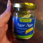 Agar Agar - vegansk stivelse