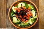 Lettvint og kjempegod sushisalat