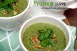 Blomkål- og grønnkålsuppe