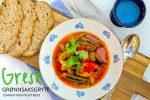 Gresk vegetargryte – Comfort Food på sitt beste