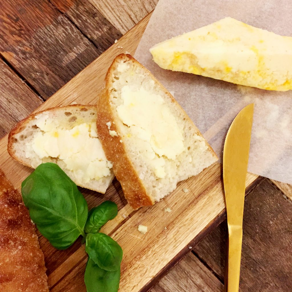 vegansk smør