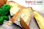Vegansk smør – med trøffel og safran!